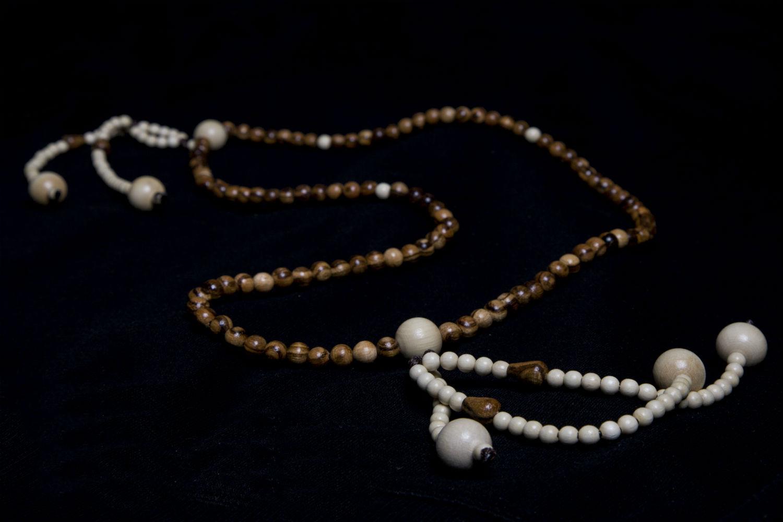 Arrel Ancona rosario buddista juzu